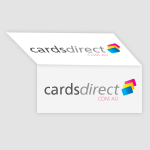 Double Business Card 310GSM